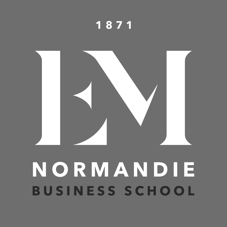 logo em normandie école de commerce